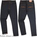 Nudie Jeans co/ヌーディージーンズ LEAN DEAN/リーンディーン DRY 16 DIPS(ドライ16ディップス/ドライストレッチ) スキニーデニムパンツ