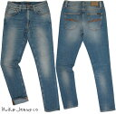 【SALE】30%OFF★Nudie Jeans co/ヌーディージーンズ LEAN DEAN/リーンディーン NATURAL FADE(ナチュラルフェード) ストレッチ・スキニ…