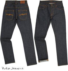 Nudie Jeans co/ヌーディージーンズTHIN FINN/シンフィン TIGHT FIT, NORMAL WAIST, LOW YOKE, NARROW LEG, OPENING ZIP FLY ORGANIC DRY TWILL(オーガニックドライツイル/ドライストレッチ) スキニーデニムパンツ