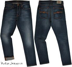 Nudie Jeans co/ヌーディージーンズ LEAN DEAN/リーンディーン TRUE HUSTLE(トゥルーハッスル) 12.5oz. comfort stretch denimストレッチ・スキニーデニムパンツ