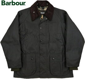 Barbour/バブアー BEDALE WAXED COTTON ビデイル ワックスドコットン SAGE(セージ )/MWX0018-SG91