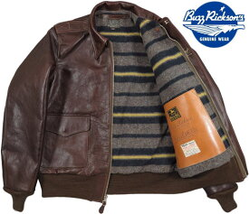 BUZZ RICKSON'S/バズリクソンズ Jacket,Flying,Summer Type A-2 TROY BLANKET LINING Toyo Enterprise Co.,Ltd. 55th Anniversary Modelトロイブランケット裏地 東洋エンタープライズ55周年アニバーサリーモデルD/BROWN / Lot;BR80558