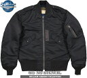 BUZZ RICKSON'S/バズリクソンズ JACKET, FLYING, LIGHT Type BLACK L-2B (REGULAR) William Gibson Collection ウィリ…