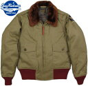 "BUZZ RICKSON'S/バズリクソンズ Jacket, Flying, Intermediate Type B-10""SUPERIOR TOGS Co., INC.""RED RIBLot/BR11134スーペリア・…"