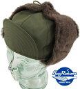 BUZZ RICKSON'S/バズリクソンズ CAP, FIELD, PILE M-1951 フィールドキャップ/ミリタリーキャップ OLIVE(オリーブ)/BR02538