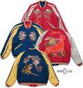 """KOSHO & CO.""SOUVENIR JACKET SPECIAL EDITION/港商(テーラー東洋)Early 1950s Style Acetate Souvenir Jacket""DRAGON & TIGER""×…"