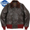 "BUZZ RICKSON'S/バズリクソンズ Jacket, Flying, Intermediate AN 6552""B.RICKSON SPORTSWEAR CO."" CONTRACT No.N288s-28627 1944 MO…"