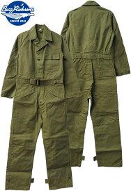 BUZZ RICKSON'S/バズリクソンズ U.S. ARMY SUIT, HERRINGBONE TWILL, O.D.7, SPECIAL, ONE PIEECE M-43 M-43ヘリンボーンツイル・ワンピースカバーオール OLIVE(オリーブ)/Lot;BR14414