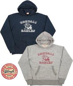 WHITESVILLE/ホワイツビル SWEAT HOODED PARKA W/PRINT プリント入りフーデッドスウェットシャツ/スウェットパーカー/フーディ/プリントパーカ Lot;WV68604