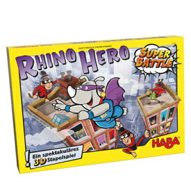 HABA キャプテン・リノ:スーパーバトル