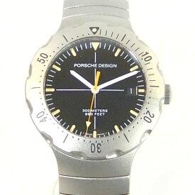 【質屋出店】【当店保証1年付】ポルシェデザイン エテルナ 6510.10 メンズ 時計【中古】