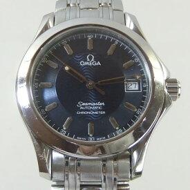 【質屋出店】【当店保証1年付】オメガ シーマスター120 2501.81 メンズ 時計【中古】