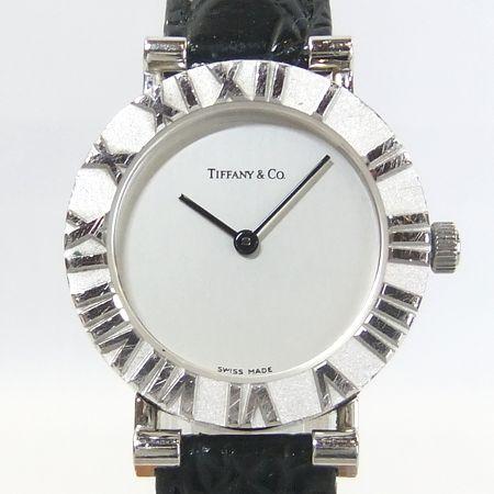 【質屋出店】【当店保証1年付】ティファニー アトラス L0640 SV925(シルバー) レディース 時計【中古】