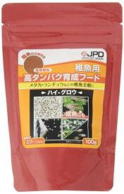 ニチドウ 高タンパク育成フードハイグロウ 100g