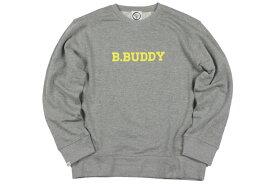 [2色展開]ビー.バディ B.BUDDYB.BUDDYスウェット【SW16】
