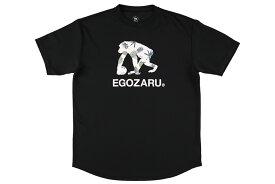 [3色展開]エゴザル EGOZARUバスケ tシャツPINEAPPLE LOGO Tシャツ【EZST-1904】