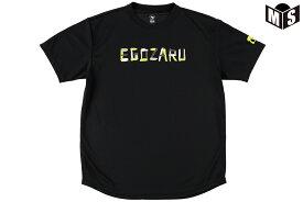 【2色展開】エゴザル EGOZARUバスケ tシャツLETTER GOUACHE Tシャツ【EZST-2005】