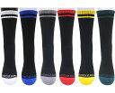 EGOZARU エゴザルラインソックス(黒ベース)SOCKS ソックス 靴下 バッソクバスケットボールウェア 練習着【EZAC-02】※…