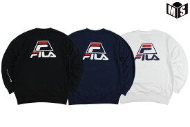 ☆【3色展開】フィラ FILAバスケ 長袖ロングスリーブクルーネックシャツ【FS5022】2020/8/22