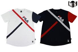 ☆【2色展開】フィラ FILAバスケ tシャツショートスリーブクルーネックシャツ【FS5009】2020/8/22