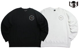 ■【2色展開】バグ×フィラ BUG!?×FILAバスケ 長袖クルーネックシャツ【FS5037】2021/1/26