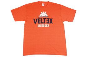 Bリーグ B3 バスケットボールベルテックス静岡ロゴTシャツ(オレンジ)【V-LGT-ORG-1】