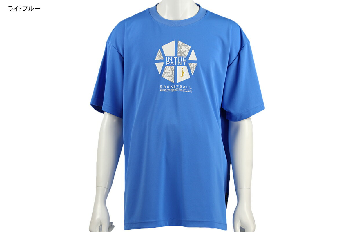 [8色展開]インザペイント IN THE PAINTTシャツ【ITP19311】3996円→3390円