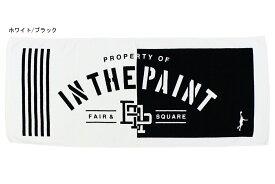 [4色展開]インザペイント IN THE PAINTバスケ 記念品タオル【ITP19360】1296円→1100円