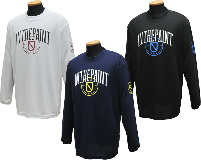 IN THE PAINT インザペイントロングTシャツ ロンT【ITP17112】【4320円→3024円】【R・Y】