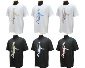 インザペイント IN THE PAINTバスケ tシャツプリントTシャツ m-sports限定カラー【ITPMS1801】