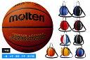 【10月下旬入荷予定】【追加料金なしでネーム加工可能】モルテン moltenバスケットボール7号球1個入れボールバックセ…
