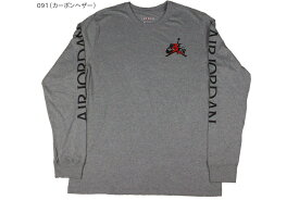 ナイキ ジョーダン NIKE JORDANクラシックスロングスリーブクルーシャツ【AT8897】