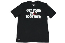 [2色展開]ナイキ NIKEバスケ tシャツDRI-FITショットトゥゲザーTシャツ【AJ9586】