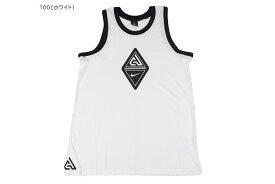 ナイキ NIKEバスケ tシャツヤニススリーブレス バスケットボールトップ【CD9557】