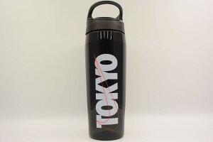 (MM)ナイキ NIKEハイパーチャージツイストボトル#がんばろうTOKYO#(ブラック/ブライトクリムゾン)【HY3004-093】