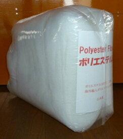 ポリエステル綿 2kg(200gx10枚) 手芸綿 ふとんわた ぬいぐるみ綿 手芸わた 手芸用わた ポリエステル綿