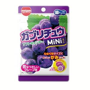 ガブリチュウ ミニ ソフトキャンデー グレープ味 28g×10袋入り6BOX 【明治チューインガム】
