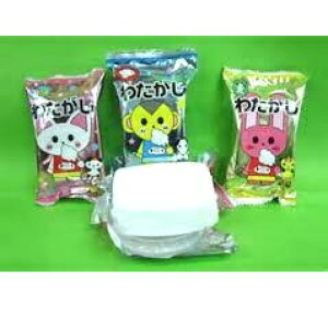 太田屋製菓 おさんぽ わたがし 12個 アルミ個包装 特価 駄菓子