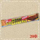 【特価】スーパービッグチョコ 20個 リスカ【駄菓子】人気のビックチョコ大人買い!台湾でも人気急上昇中