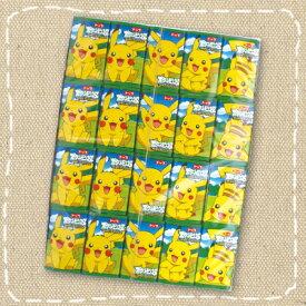 【特価】ポケモン ガム 10円当りクジ付きキャラクターガム 55入り1BOX トップ製菓【駄菓子】