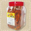 【特価】よっちゃん まるごと酢いか(ポット) 24本入り【駄菓子】