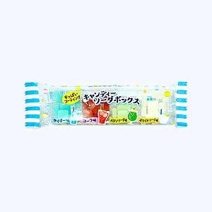 【特価】共親製菓 キャンディソーダボックス 15個入 駄菓子もちアソート