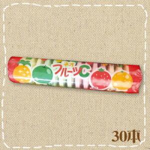 【特価】ネオフルーツC 筒入りラムネ 30本入り 松山製菓【駄菓子】