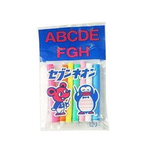 【特価】丸義製菓 セブンネオンマンボ 30袋入り1BOX 昔懐かしの駄菓子 だがしかし 7本入り×30袋 210本卸価格