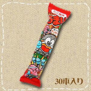 【特価】やおきん うまい棒 たこ焼 30本【駄菓子】、
