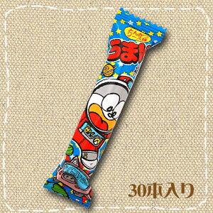 【特価】やおきん うまい棒 とんかつソース 30本【駄菓子】