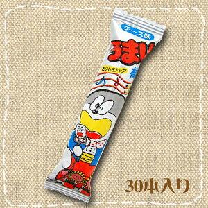 【特価】やおきん うまい棒 チーズ 30本【駄菓子】