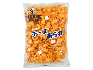 【特価】中村のスナック チーズあられ 100g×10袋 大袋タイプ【駄菓子】