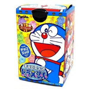 チョコエッグ ドラえもん 10個入り1BOX フルタ製菓 再生産分 数量限定特売30%引 応募券付