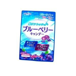 【特価】ブルーベリー キャンデー 80g×6袋 【扇雀飴本舗】